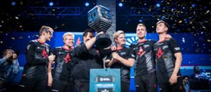 Astralis takes it to two in Dallas