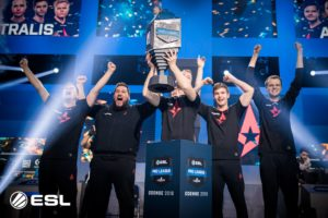 Astralis complete the Intel Grand Slam
