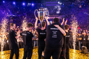 Astralis remain invincible in Katowice