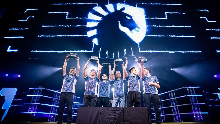 Liquid Take Lead for 2nd Intel Grand Slam