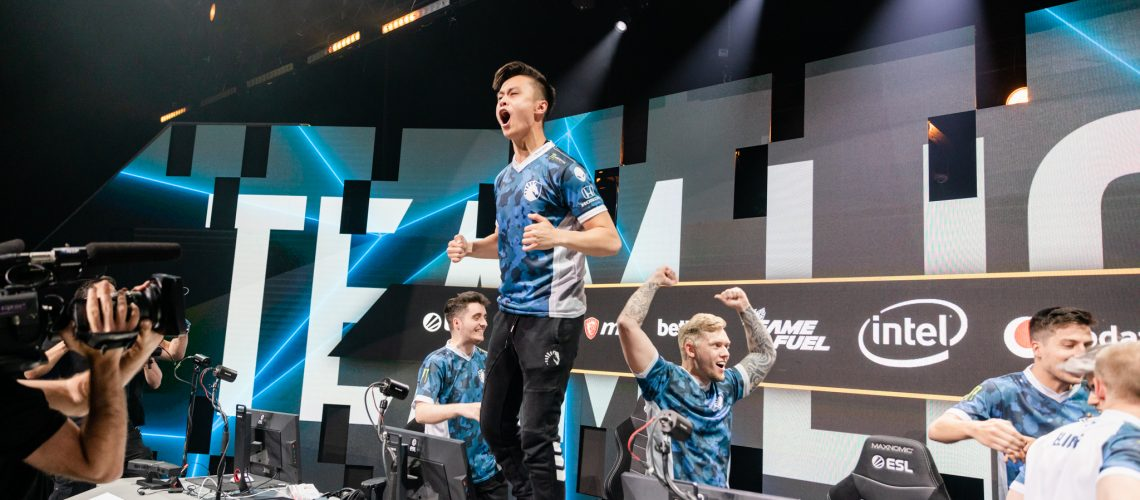 Liquid win ESL One Cologne